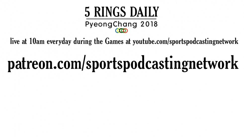 5 Rings Podcast - Road To Tokyo 2020 - imagen de portada