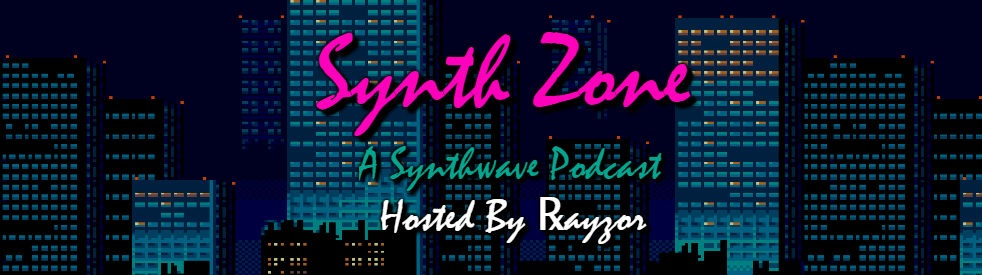 Synth Zone - show cover