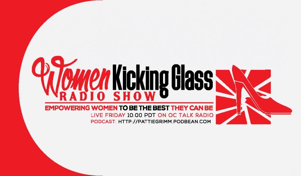 Women Kicking Glass - show cover