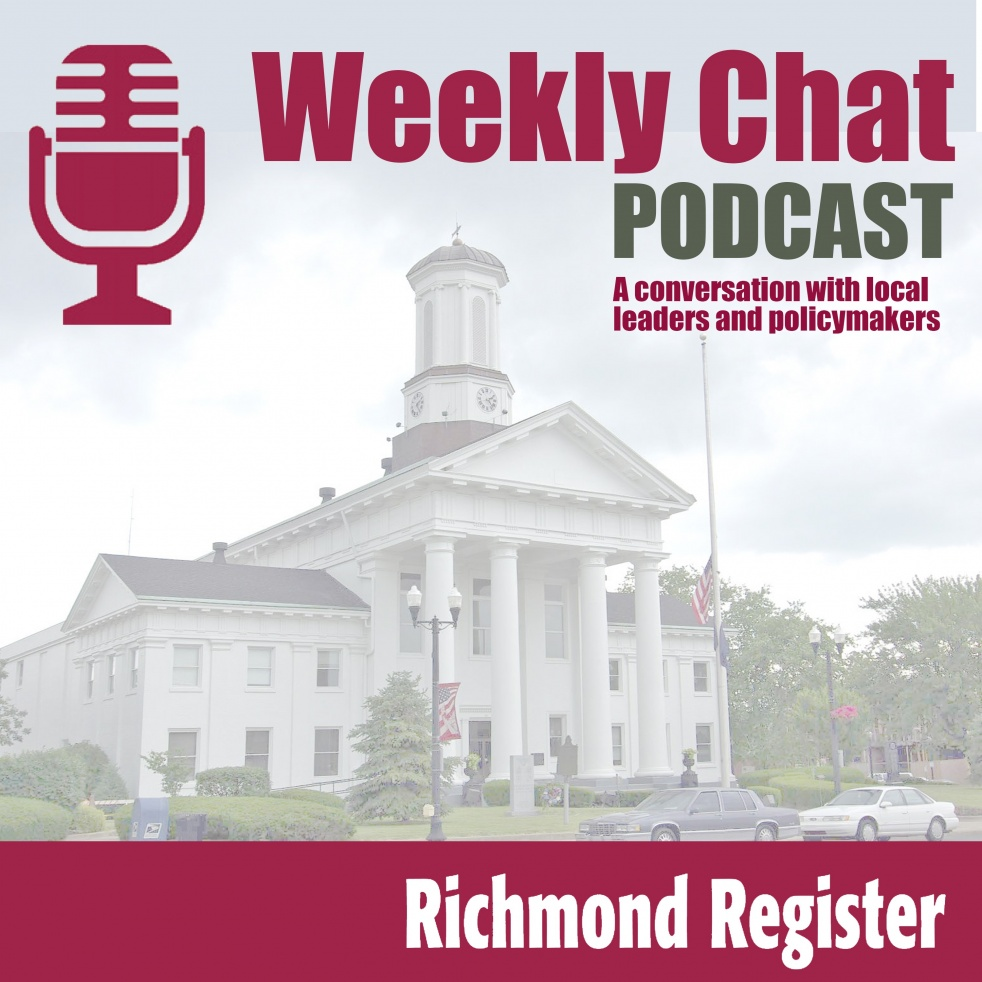 Richmond Register Weekly Chat - imagen de portada