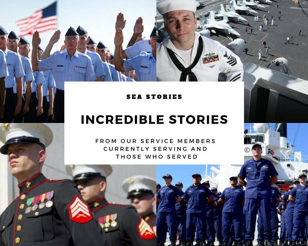 Sea Stories - immagine di copertina