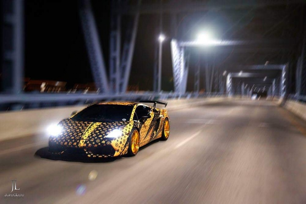 The Lambo Dadd Lounge - Cover Image
