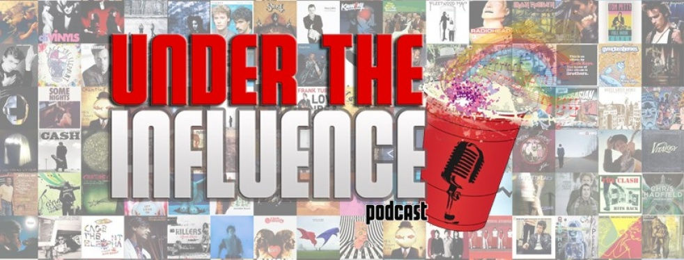 Under The Influence Music Podcast - Cover Image