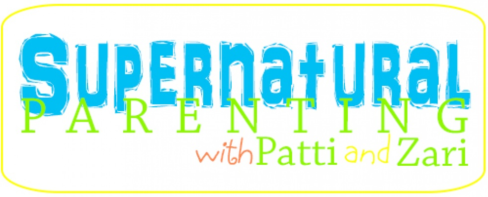 Supernatural Parenting with Patti & Zari - show cover