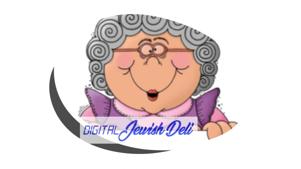 Jewish Digital Deli - show cover