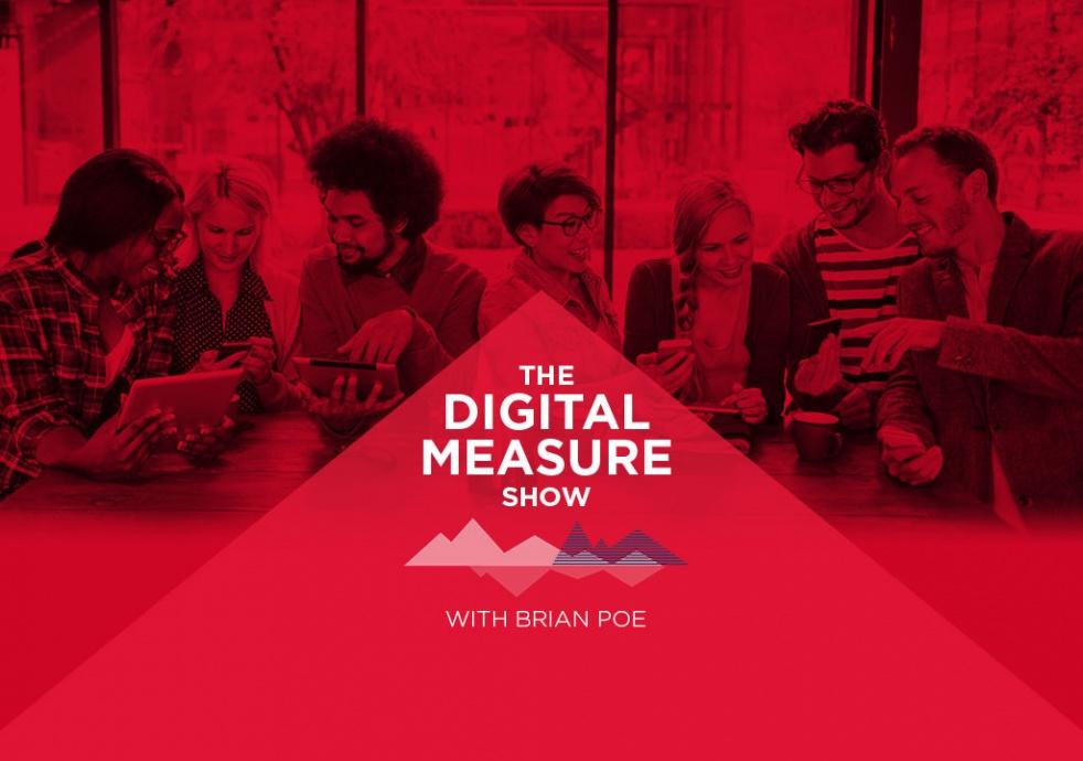 The Digital Measure Show - show cover