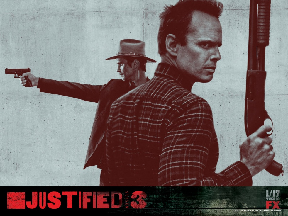 UNspoiled! Justified - show cover