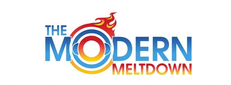 The Modern Meltdown - show cover
