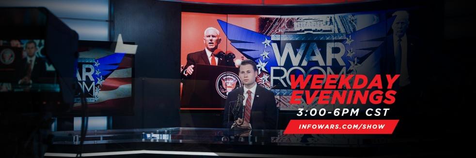 WarRoom - show cover