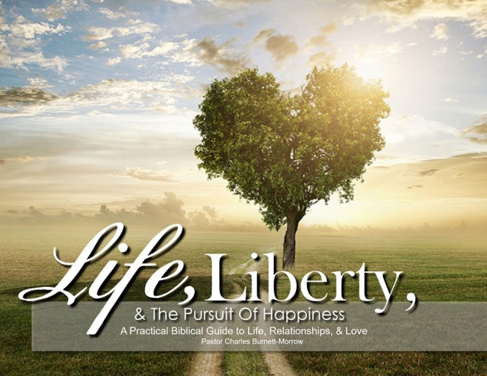 Life, Liberty & The PursuitOf Happiness - Cover Image
