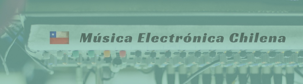 MEC 01 - Música Electrónica Chilena - imagen de show de portada