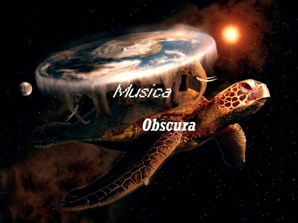 Musica Obscura - imagen de show de portada