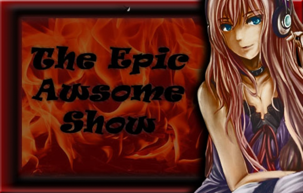 The Epic Awesome Show - show cover