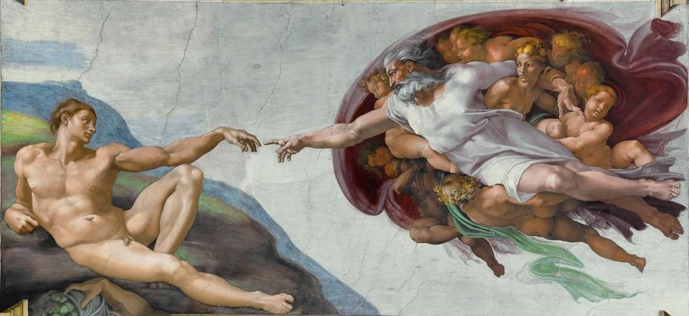 1. Stworzenie Wszechświata a nauka - Cover Image