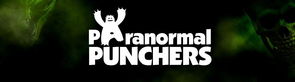 Paranormal Punchers - show cover