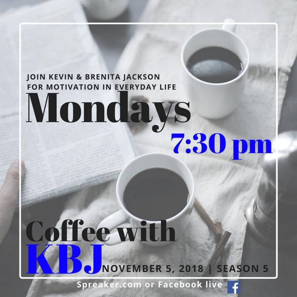 Coffee with KBJ Season 5 - imagen de show de portada
