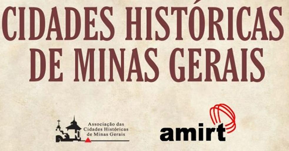 Cidades Históricas de Minas - Cover Image