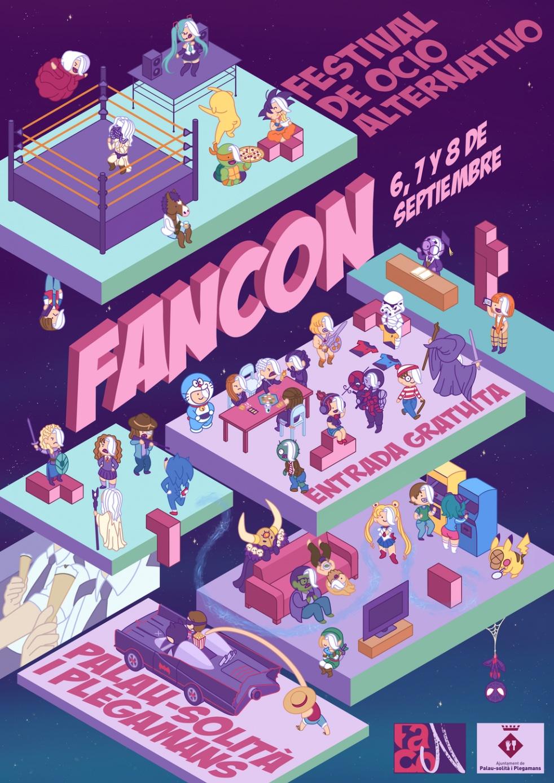 FanCon - imagen de show de portada