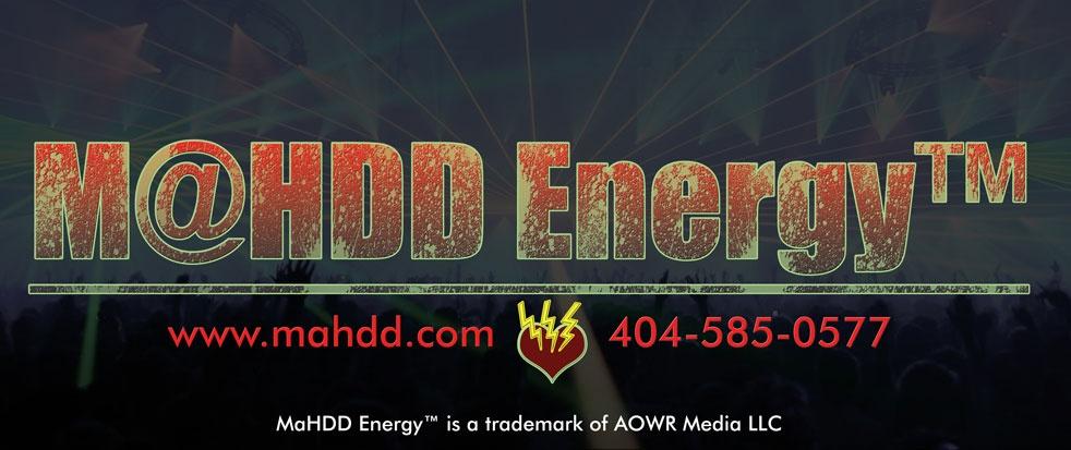 MaHDD Energy Radio - show cover