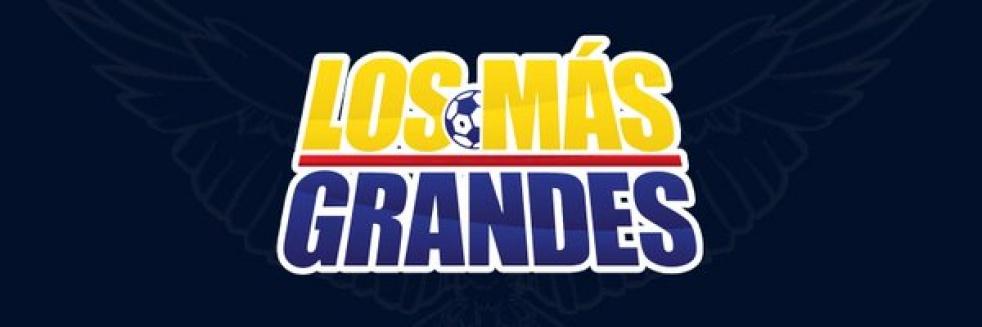 LOS MÁS GRANDES - imagen de portada