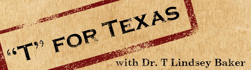 T for Texas - Cover Image