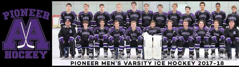 Pioneer High School Men's Hockey - show cover