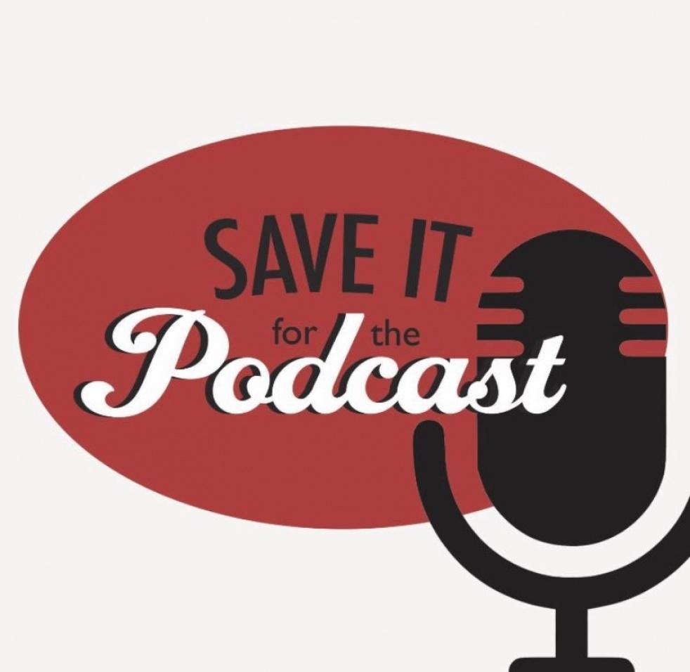 save it for the podcast - imagen de show de portada