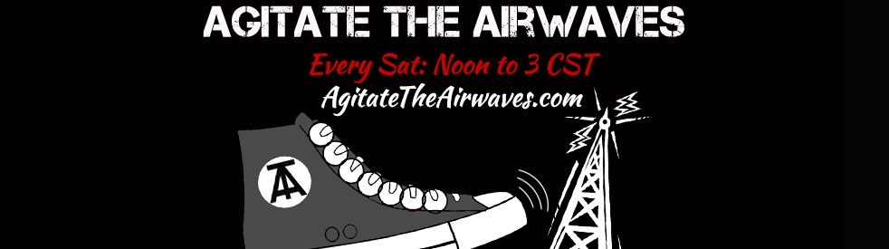 Agitate the Airwaves Live - show cover