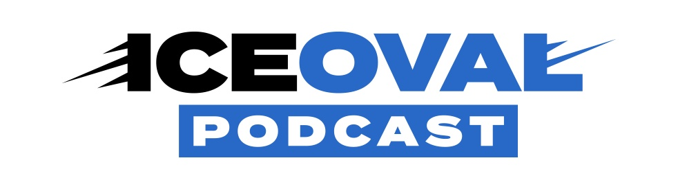 Ice Oval Podcast - show cover