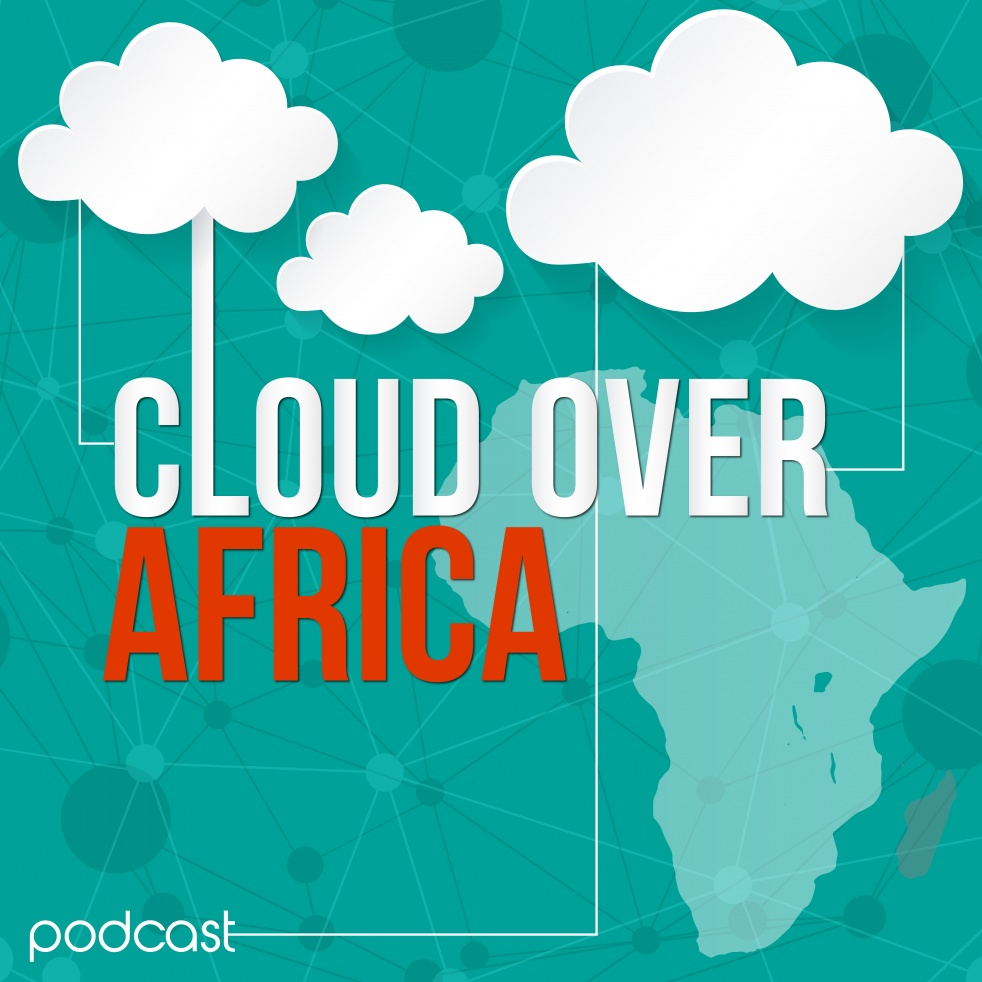 Cloud Over Africa - show cover
