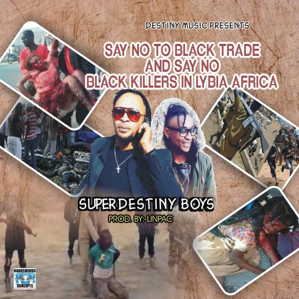 Super Destiny Boyz S.D.B. - immagine di copertina dello show