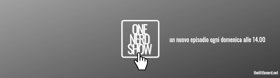 One NERD Show - show cover