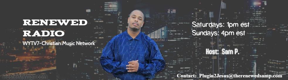 Renewed Radio Network - immagine di copertina dello show