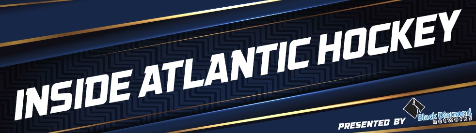 Inside Atlantic Hockey - Cover Image