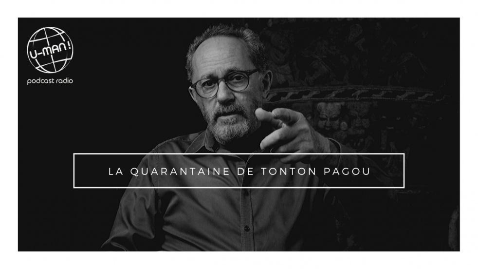La Quarantaine de Tonton Pagou - imagen de portada