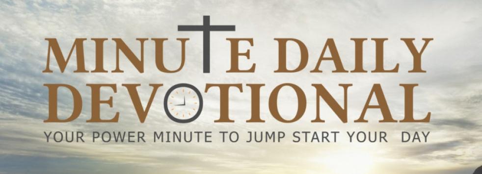 Minute Daily Devotional - immagine di copertina dello show