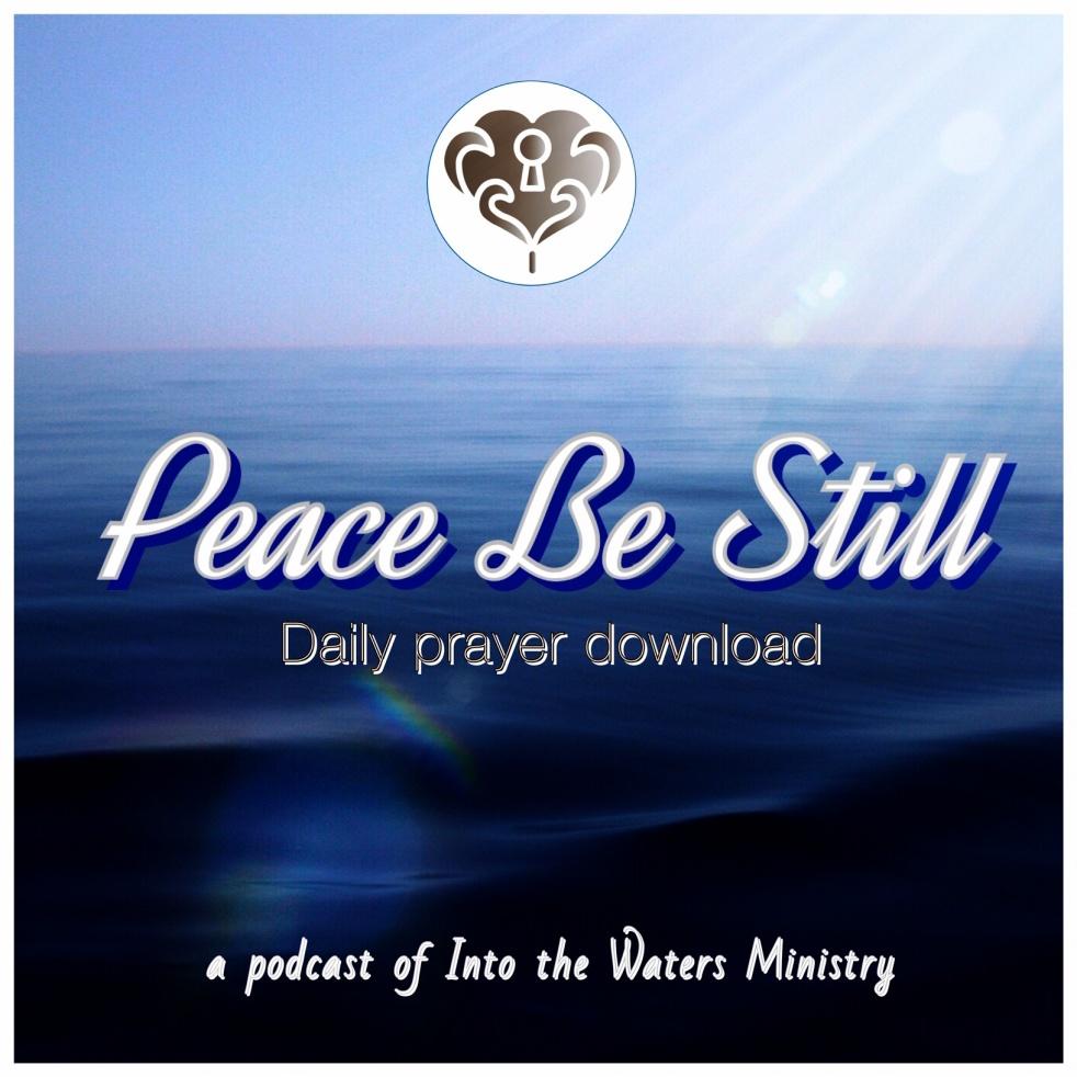 Peace Be Still- Daily Prayer Download - imagen de portada