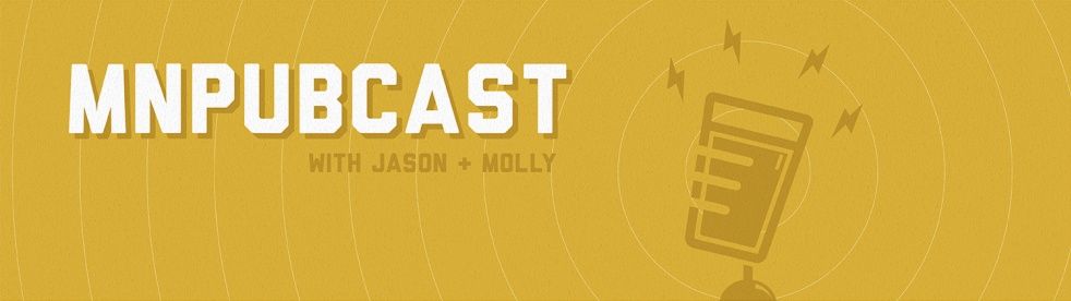 MN Pubcast with Jason & Molly - show cover