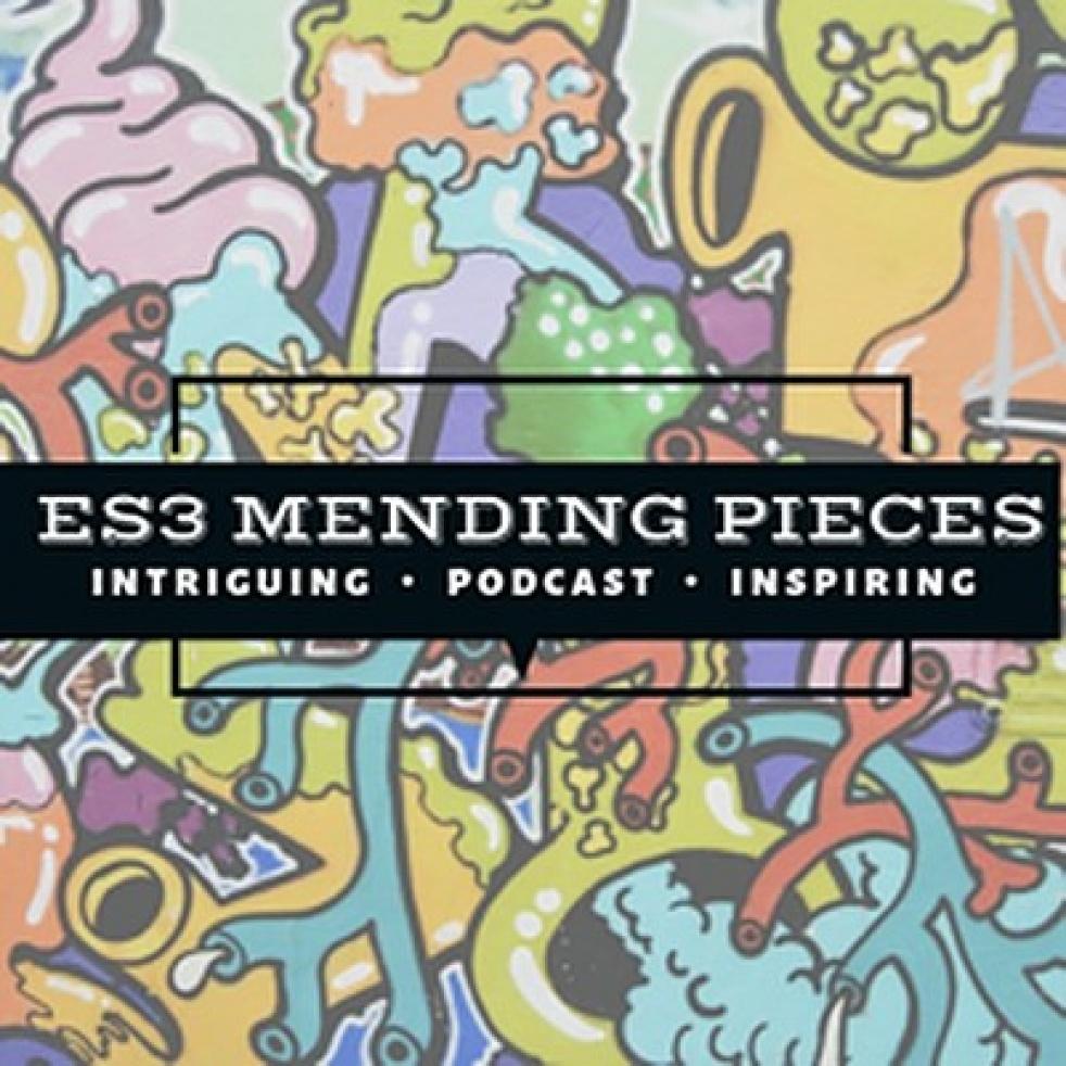ES3 Mending Pieces - imagen de portada