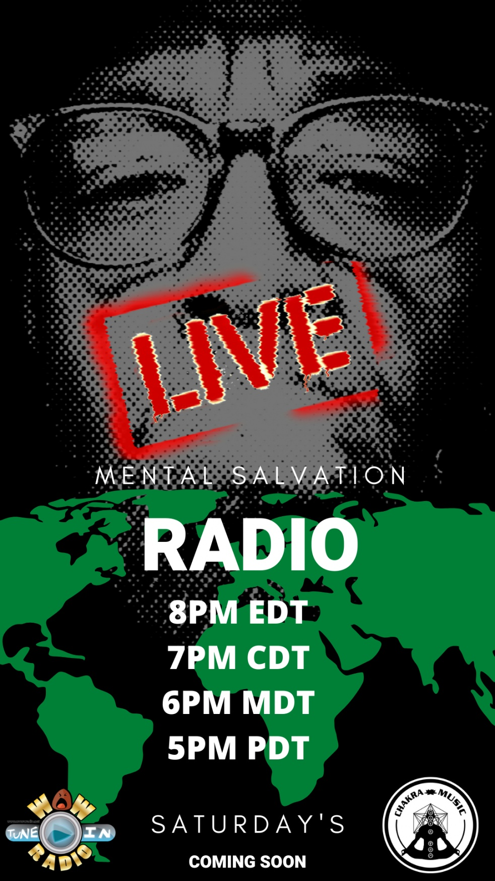 Mental Salvation Radio - Cover Image