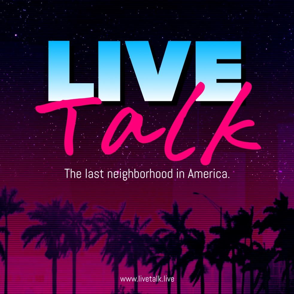 Live Talk with Alex Exum - show cover