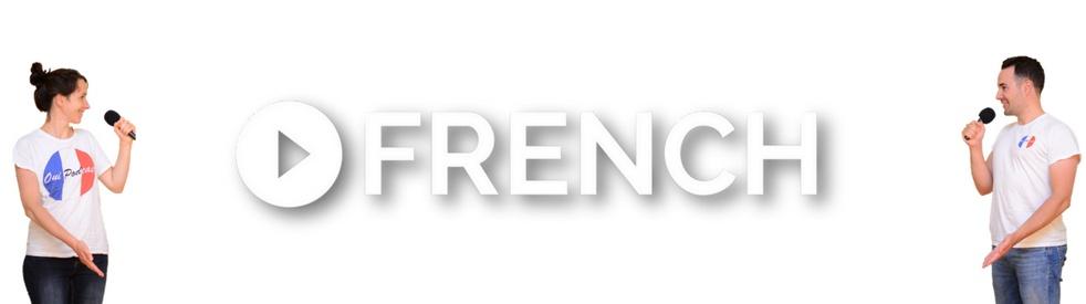 Learn French Conversation - OuiPodcast - immagine di copertina dello show