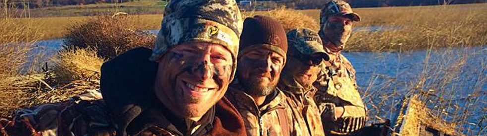 The 4 Outdoorsmen - show cover