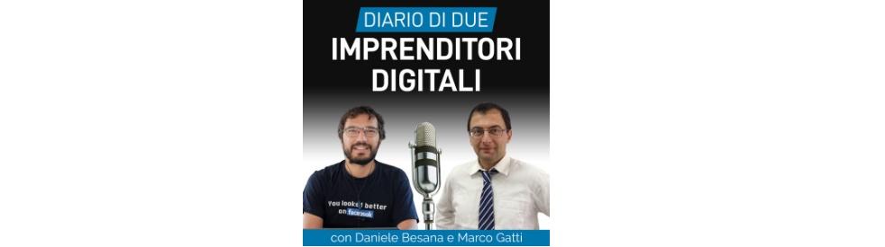 Diario di Due Imprenditori Digitali - show cover