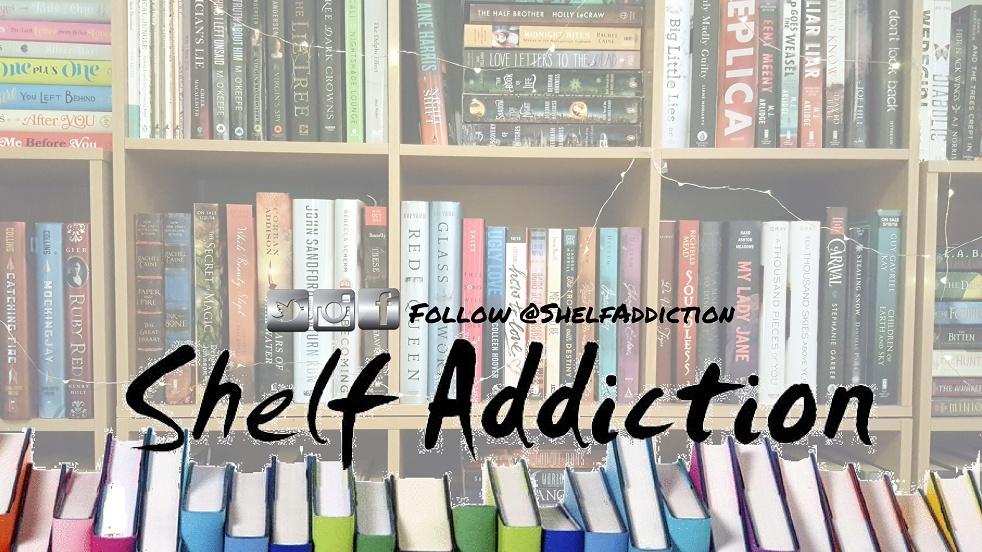 Shelf Addiction Podcast - show cover