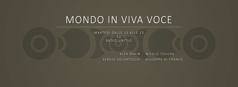 Mondo in Viva Voce - show cover