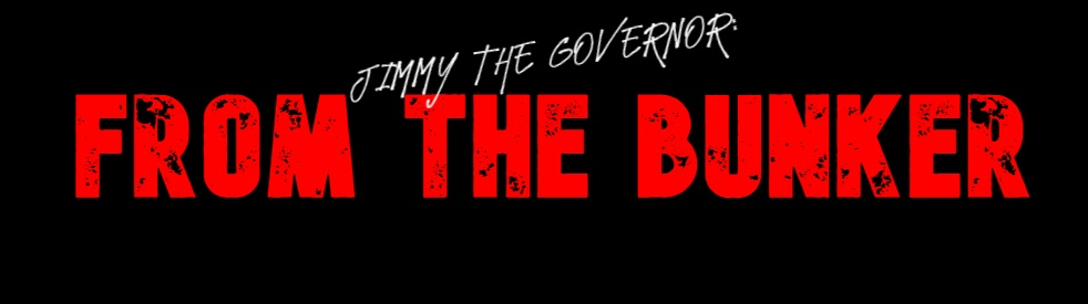 Jimmy The Governor: From The Bunker - imagen de portada