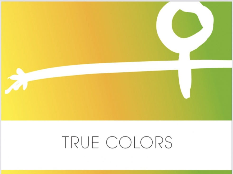 True colors - Cover Image