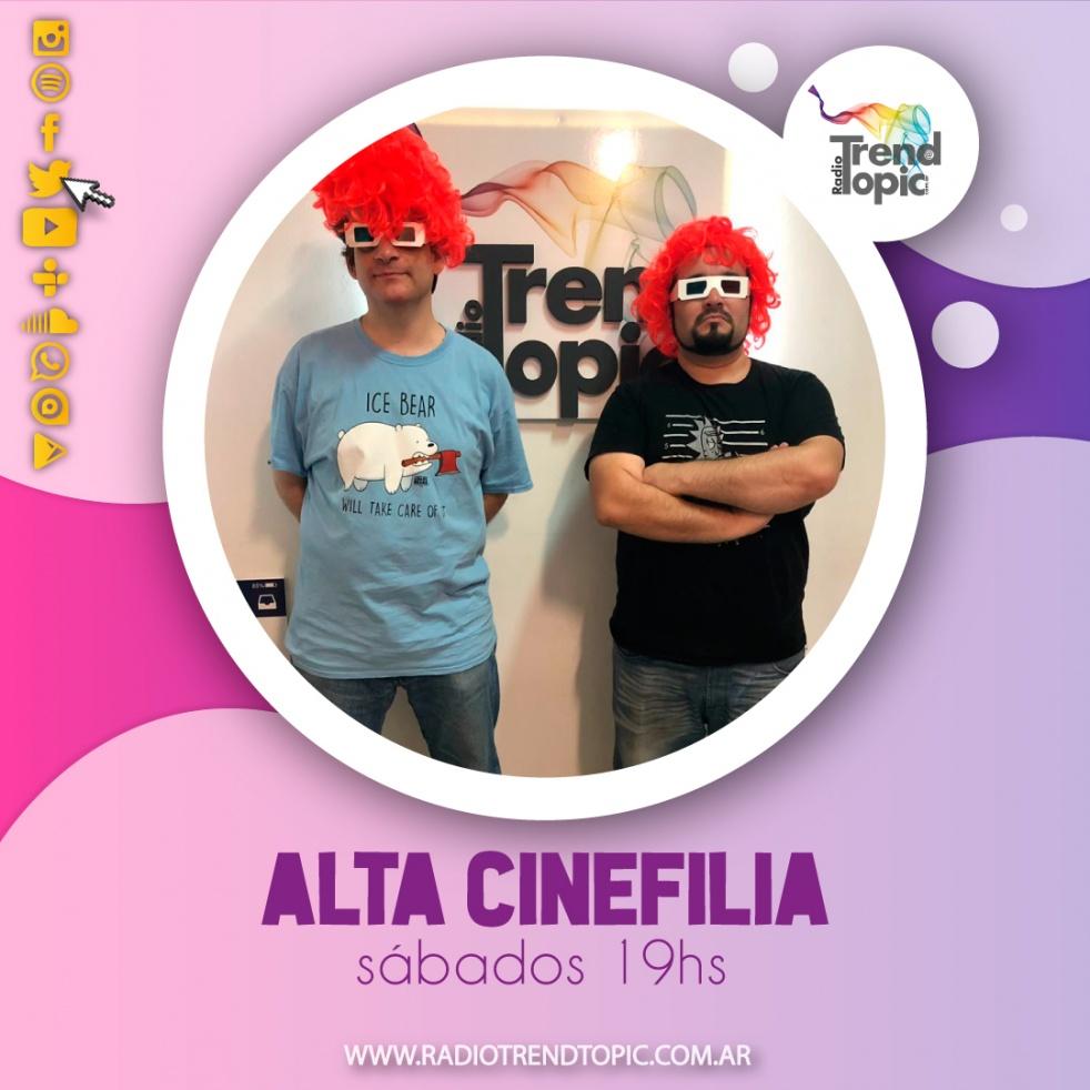 CM Alta Cinefilia - imagen de show de portada