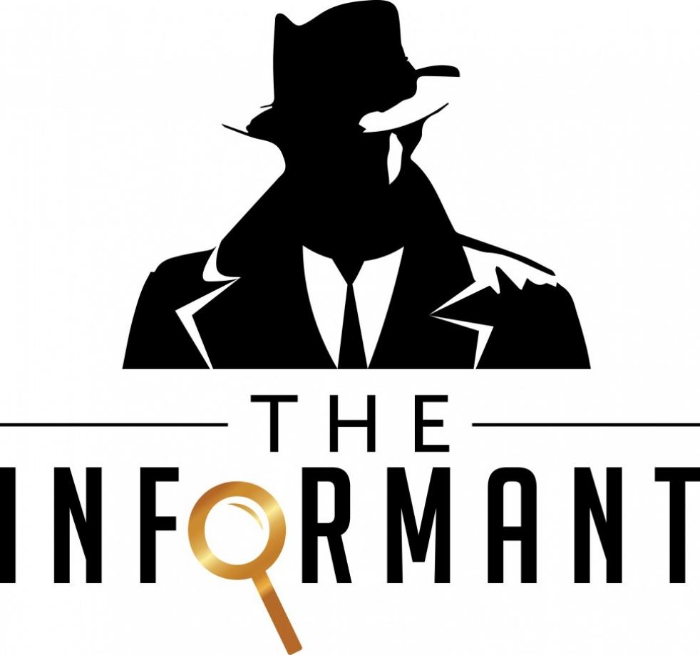 The Informant - imagen de show de portada